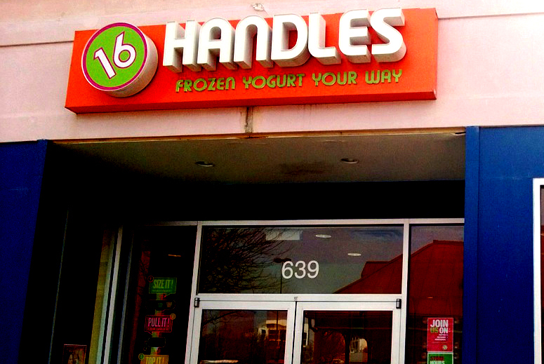 16-handles