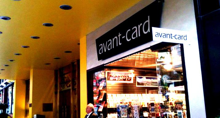 avant-card