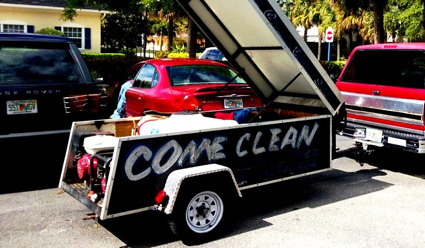 come-clean