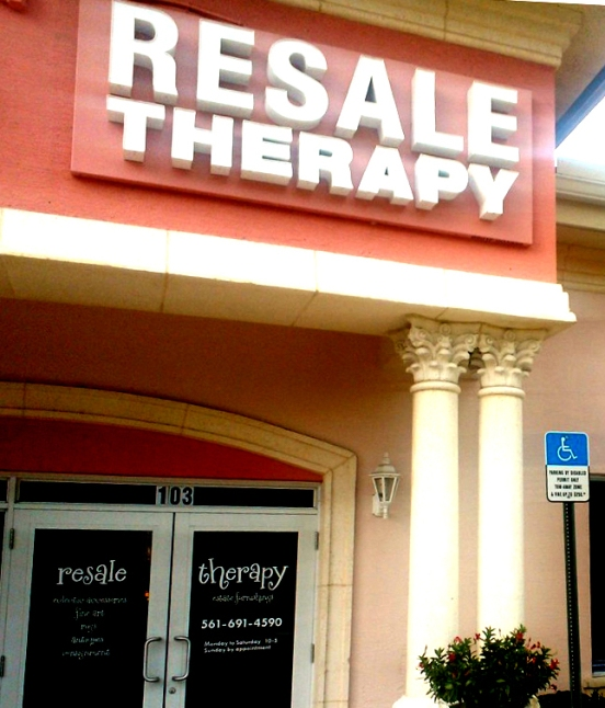 resale-therapy