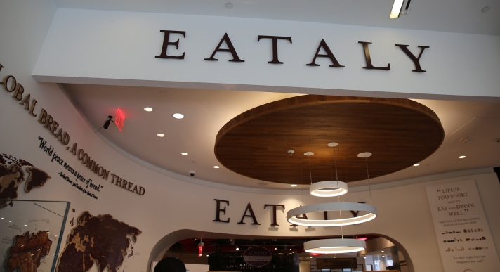 Eataly NYC Morgan