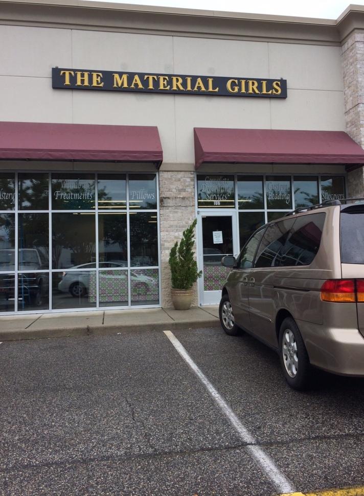Material Girls Va Beach Linda Kent