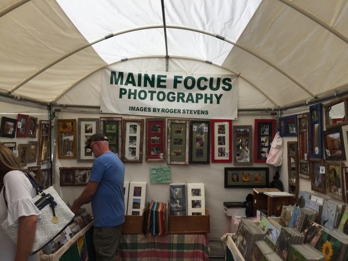 Maine Focus Lynn Segall Camden