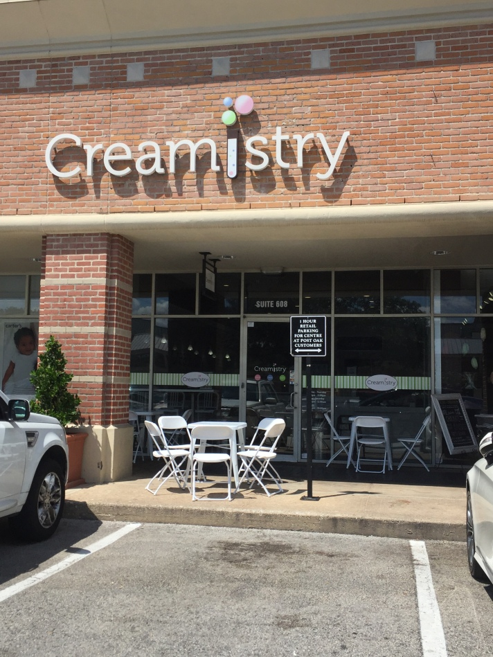 Creamistry Houston Lynne